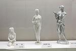 石膏像展(昨年)