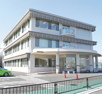 受賞した愛川町健康プラザ