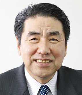 第26代支部長の横溝さん