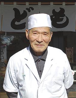 創業者の土門千次さん