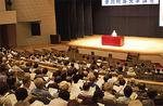 寿大学での講演