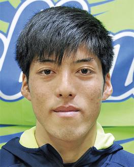 湘南ベルマーレユース出身のゴールキーパーで今シーズンからトップチームに昇格した真田さん