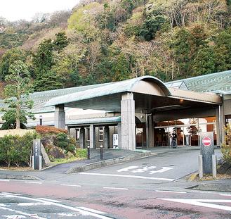 町営斎場の愛川聖苑