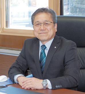 観光担当の一本化など、独自の施策を打ち出す岩澤村長