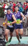 「仏果スカイクラブ」は昨年日本一過酷な駅伝「富士登山駅伝」に初出場で完走