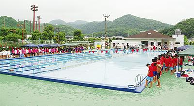 第21回愛川町中学生水泳大会