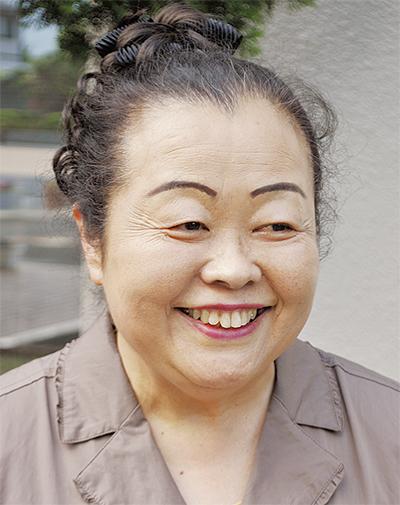 栗山 幸子さん