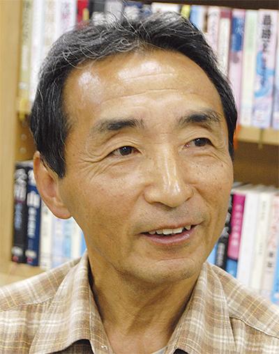 小倉理男(みちお)さん