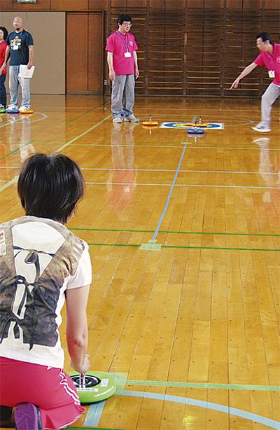 町民スポーツ教室