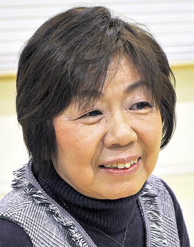 加藤 孝予さん