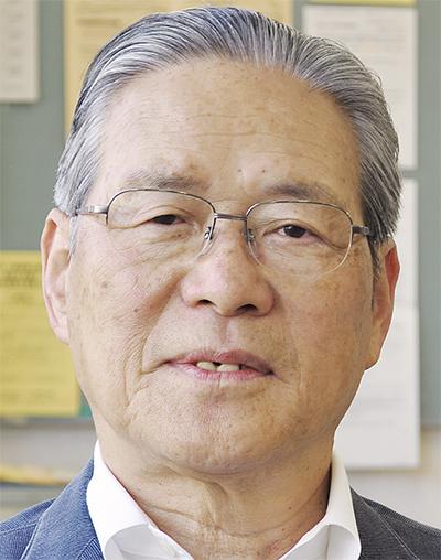 瀧 亀久男さん