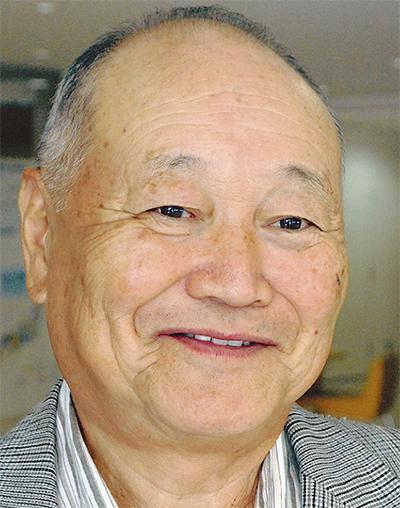 長谷川 達雄さん