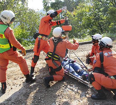 山岳救助の連携強化へ