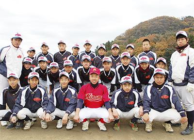 佐藤くんが南関東選抜