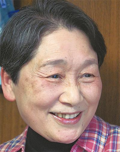 田辺 千代さん