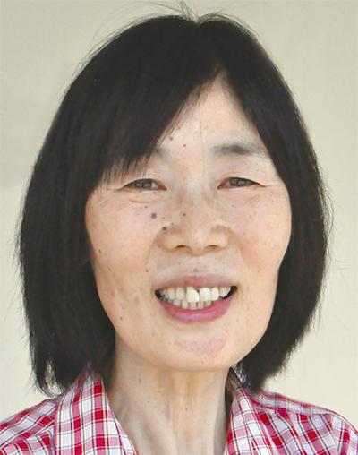 藤田 千代子さん