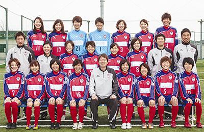 三増で女子サッカー公式戦