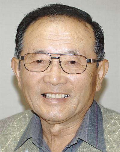 山口 靜雄さん