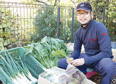 愛川の農業に若き息吹