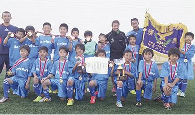 ハリマオSC幾徳杯3連覇