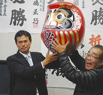 後藤氏が小選挙区奪還
