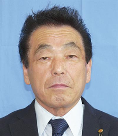 議長に岩澤敏雄氏