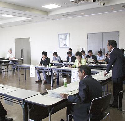 初の総合教育会議