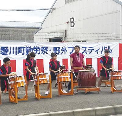 和太鼓の魅力体験