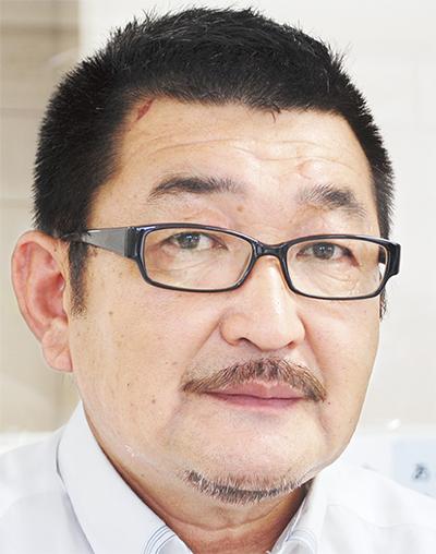 滝澤吉男さん