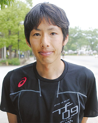 日本選手権で9位