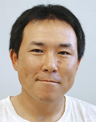 荻田 泰永さん