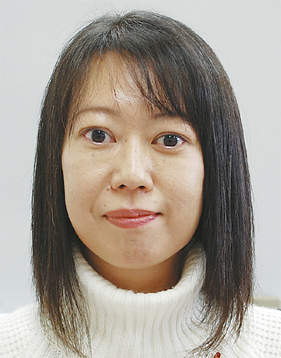 鈴木 美由紀さん