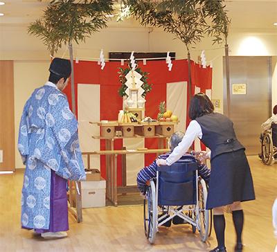 中津神社が出張初詣