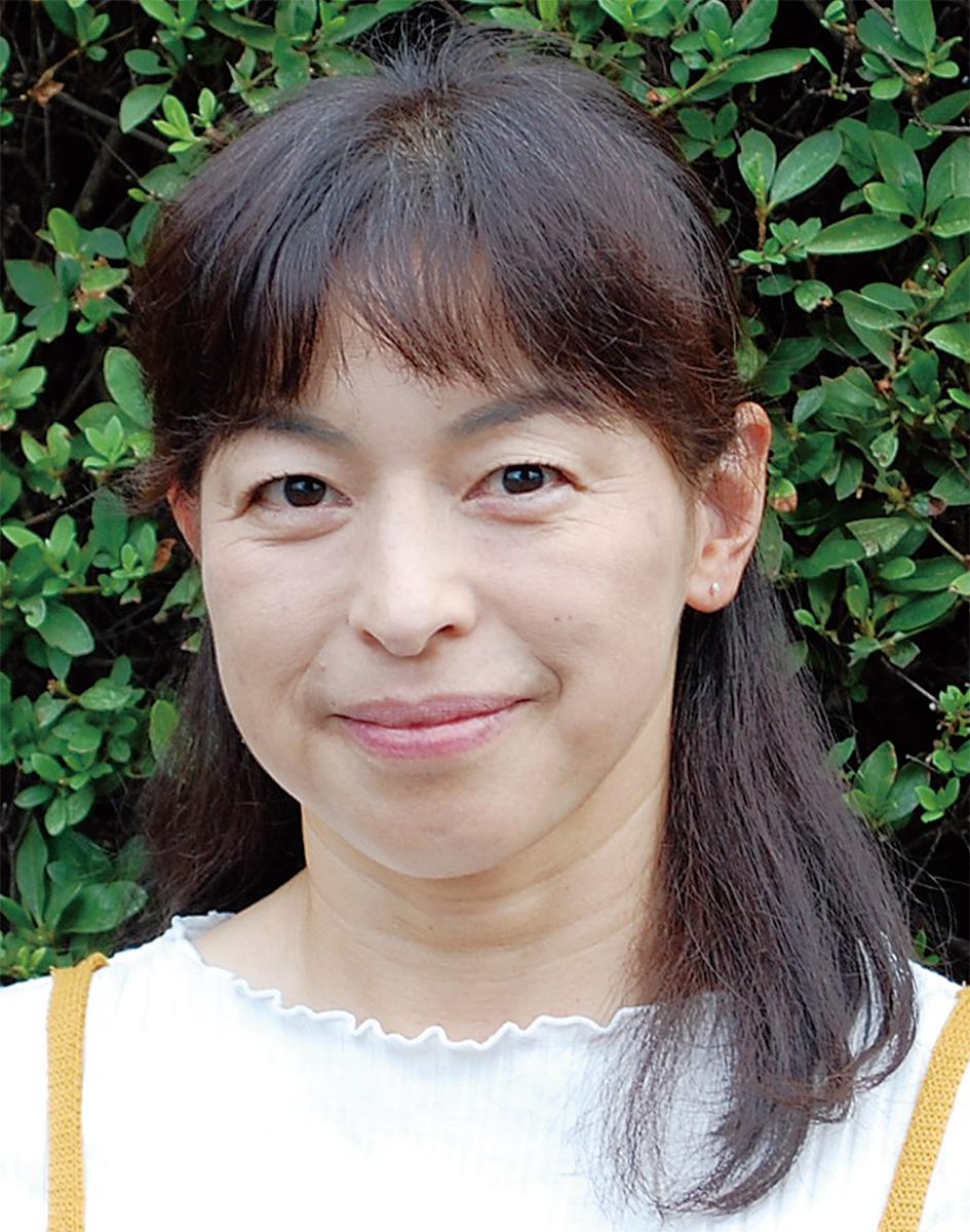 萩原 智恵子さん