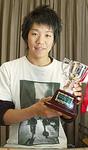 昨年の全日本チャンピオン