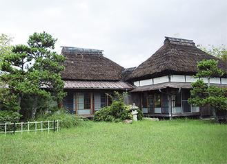 趣のある昭和初期の日本家屋