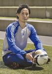 「横須賀をサッカーの街にしたい」と石川選手