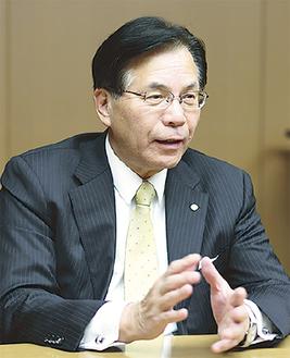 平松廣司理事長