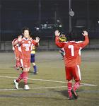 4対0の完勝で昇格を決めたCITY  FC