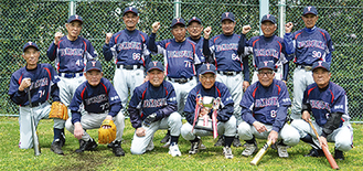 在籍年数10年超えの選手が多く、チームは団結力が高い