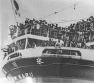 「引揚船の悲劇」資料で伝える