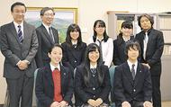 総合高美術部が日本一