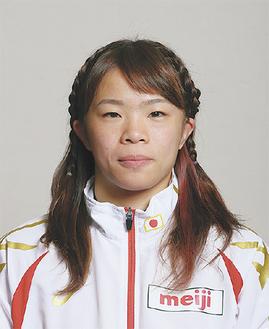 女子レスリングの川井梨紗子さん