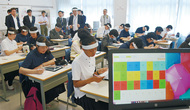 授業中の脳活動可視化