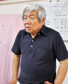 総合チーフコーディネーターを務める横田和弘氏