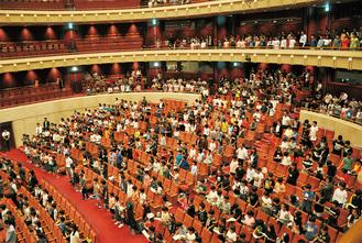 1000人の児童で「横須賀市歌」を大合唱