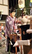 叶神社例大祭