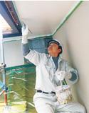 外壁塗装で防水・遮熱