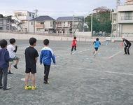 桜小に「地域スポーツクラブ」