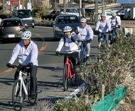自転車で走る三浦半島・南房総
